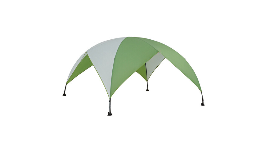 Coleman Event Shade - Tente de réception - Large gris/vert